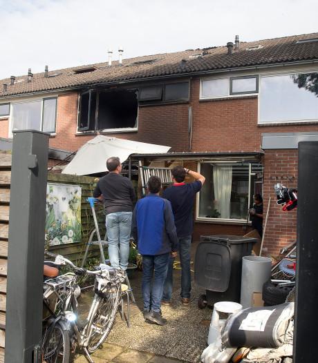 Verdachte Papaverstraat verklaart brand niet te hebben aangestoken