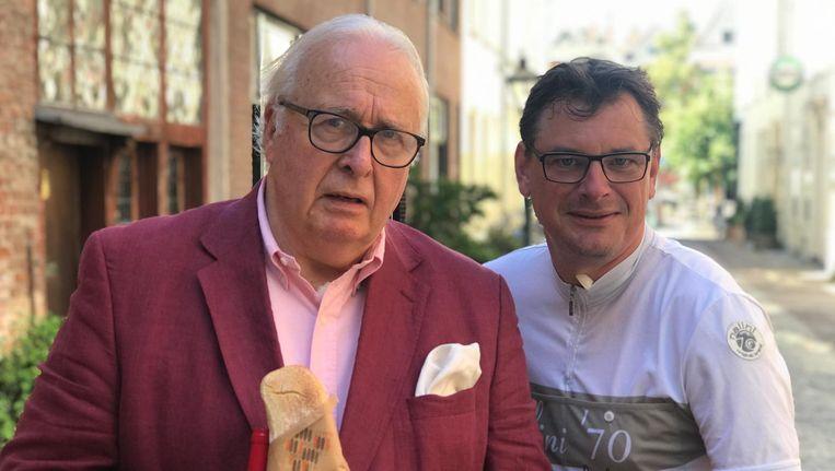 Mart Smeets en Joost Vullings Beeld Herman Zaalberg/EenVandaag