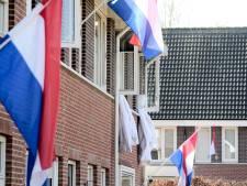 Hardenbergse kernen vlaggen voor 75 jaar vrijheid