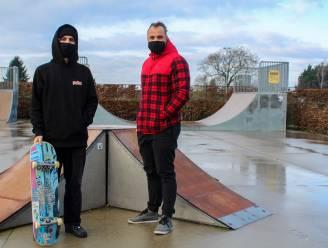 """Tommy (20) en Ax'l (27) zorgen voor skatecommunity in Gooik: """"We willen van het bestaande skatepark een vaste waarde maken voor jongeren"""""""