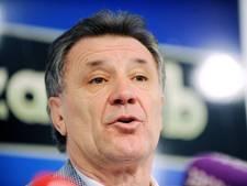 Kroatische voetbalbobo neergeschoten