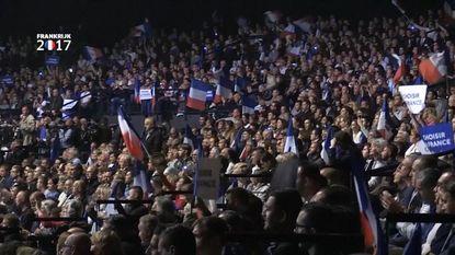 Le Pen haalt opnieuw uit naar Macron