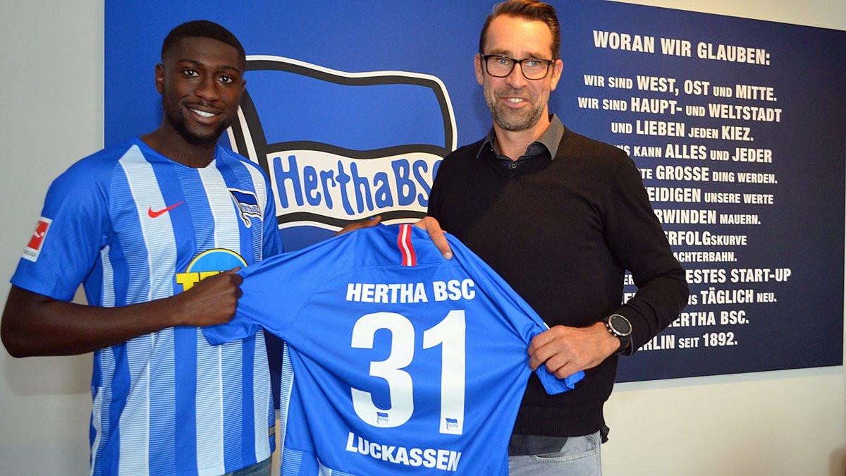 Derrick Luckassen vertrekt naar Hertha BSC.