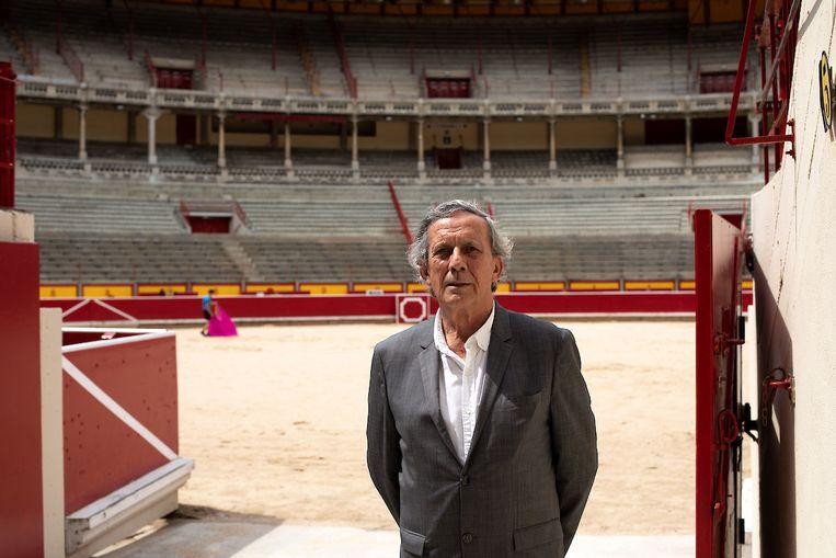 José María Marco voorzitter van de stierencommissie. Beeld César Dezfuli