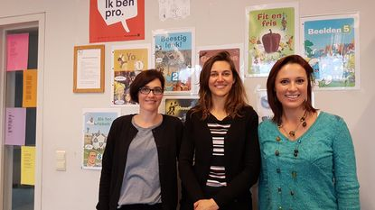 Nieuw op GO!TAK: drie leraars samen voor de klas