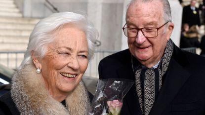 Koningin Paola krijgt beroerte in Venetië