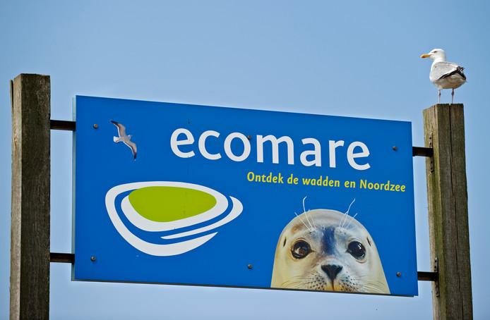 Ecomare op Texel.