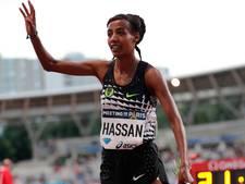 Hassan toont bloedvorm op 800 meter