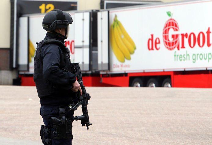 Bij De Groot in Hedel wordt regelmatig drugs gevonden tussen de bananen