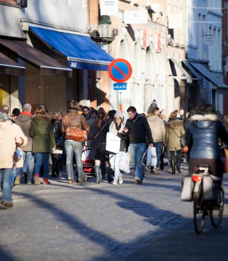 """Brugge gaat Gent niet achterna: """"Geen fietszone in de hele binnenstad"""""""