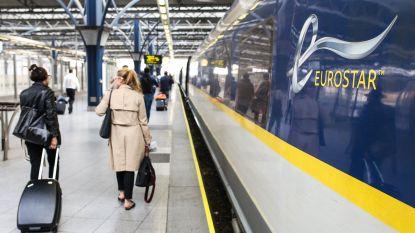 """Met Eurostar naar Londen? """"Kan niet meer als er geen brexitdeal komt"""""""