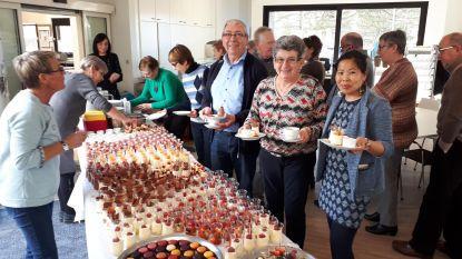 Gemeente bedankt vrijwilligers met dessertbuffet