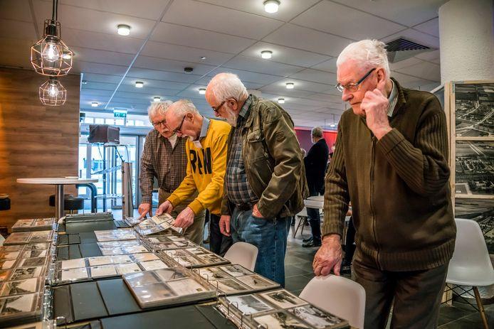Een eenmalige tentoonstelling bij de opening van de ruimte van Cultuurhistorisch Centrum NOP, afgelopen zaterdag.