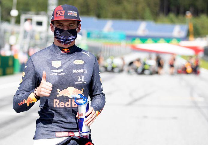 Max Verstappen ziet genoeg mogelijkheden na zijn derde plaats in de kwalificatie voor de Grand Prix van Oostenrijk.