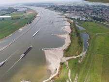 Binnenvaart juicht: eindelijk weer 'water zat' op Waal en IJssel