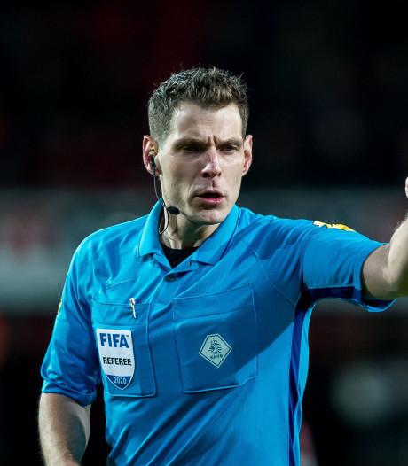 Kamphuis fluit halve finale KNVB-beker Feyenoord - NAC