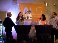 ALS-talkshow Oirschot: luchtige avond met bloedserieus doel