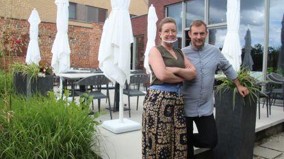 """De eerste zomer van restaurant Libertine: """"In oktober maakten we al een goede start en nu wil ik me nog beter onderscheiden"""""""