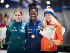 Xandra Velzeboer wint in Hasselt