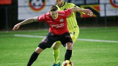 """Ruben Pyck (FC Mandel United A): """"Poos geleden dat ik nog eens twee keer scoorde"""""""