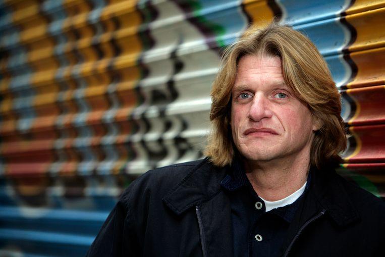 Keith Bakker in 2008. Bakker werd in 2012 al eens veroordeeld tot vijf jaar cel. Beeld ANP Kippa