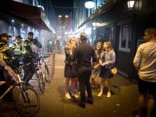 Helft ondernemers in Arnhemse Varkensstraat doet half vier deur dicht