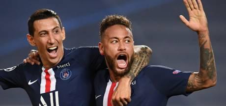 Le PSG récupère Neymar, Di Maria, Navas et Paredes pour le choc contre l'OM