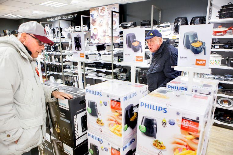 Familie Blokker zet nu ook winkels van Blokker in de etalage