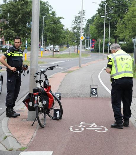 Vrouw gewond op straat in Oldenzaal