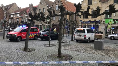 Dode en zwaargewonde bij afbraakwerken in Diksmuide: twee arbeiders maken val van 12 meter, nadat plafond instort