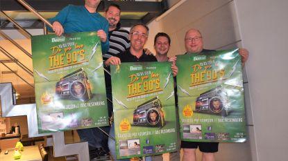Zot van Beersel organiseert opnieuw 90's Retrofuif