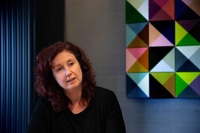 Wethouder Renate Richters (archieffoto).