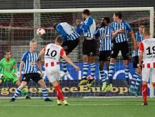Kleedkamerdeur lang dicht na blamage FC Eindhoven: 'Mentaal moeten we sterker zijn'