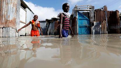 Meer dan 180.000 mensen ontheemd door overstromingen in Somalië