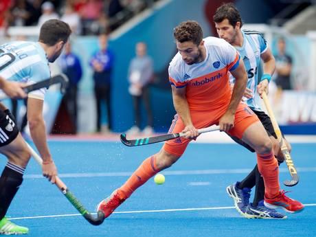 Hockeyclub Waalwijk wil ieder jaar een interland van Oranje
