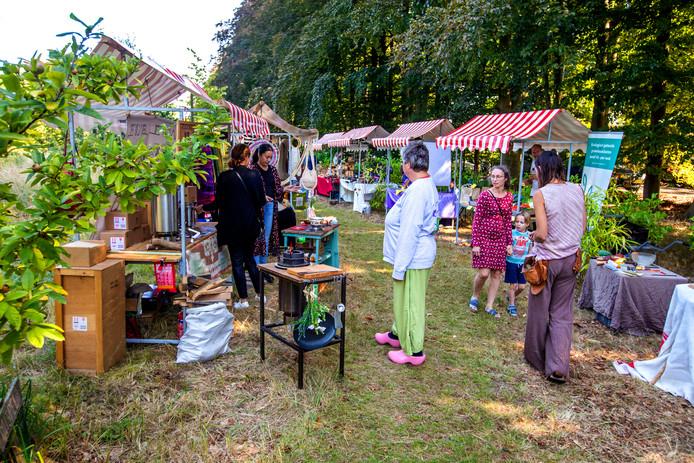Natuurmarkt Eindhoven