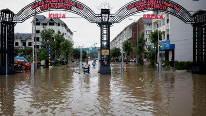 Al zeker tien doden door taifoen Wipha in Vietnam
