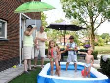 Zweten in de Bomenbuurt; omgeving van Esdoornlaan allerwarmste plek in Woerden
