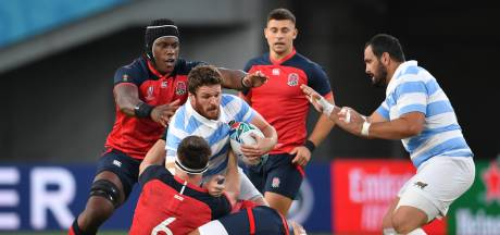 Wedstrijden WK rugby geschrapt vanwege tyfoon, Italië daardoor uitgeschakeld