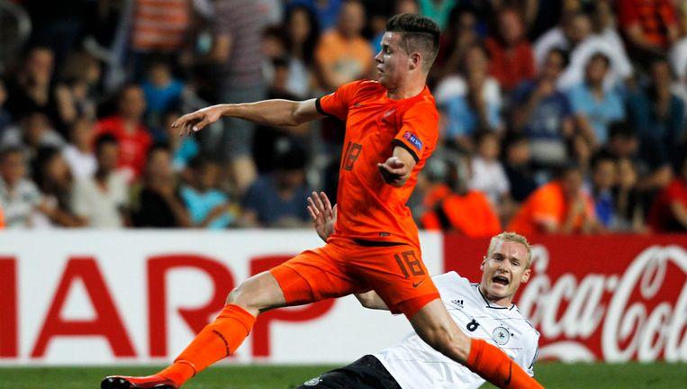Belofte-international Sebastian Rode tekent in München een contract tot 2018