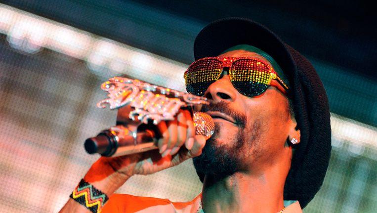 Snoop Dogg. Beeld getty