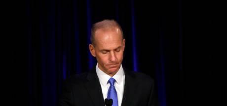 'Boeing-topman: we hebben fouten gemaakt'