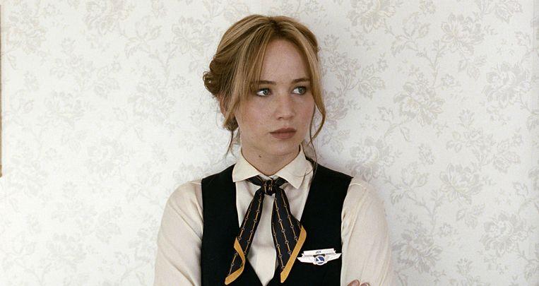 Jennifer Lawrence in Joy. Beeld ap