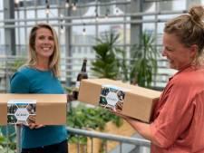 Haagse ondernemers steunen met kerstpakketten: 'Wij hopen dat werkgevers kiezen voor lokaal'