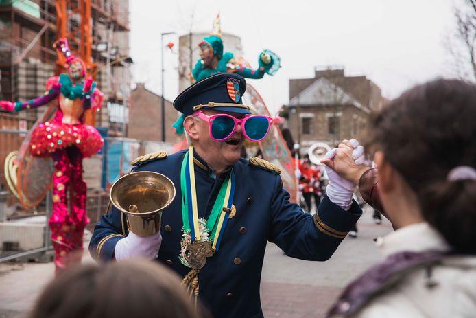 (Archiefbeeld) - In 2021 zullen er geen internationale carnavalsstoet en pronkzittingen plaatsvinden in Genk.