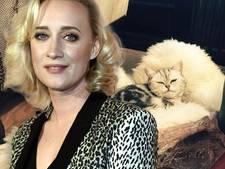 Eva Jinek haalt katten naar de studio