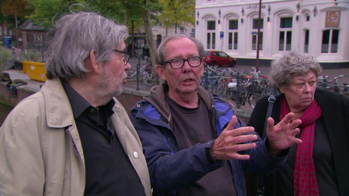 De Van Rossems bij de in oude glorie herstelde haven van Breda