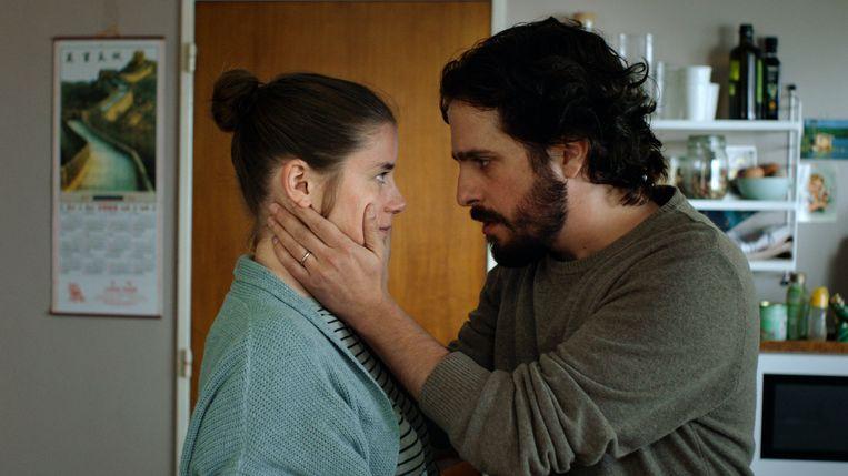 Kim Snauwaert en Jelle De Beule in 'The Best of Dorien B.'