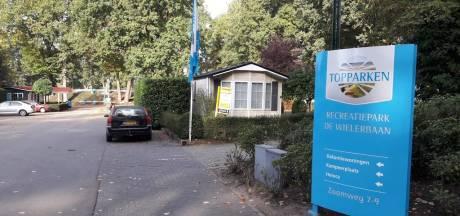 Deur-aan-deur controles op camping de Wielerbaan Wageningen begonnen