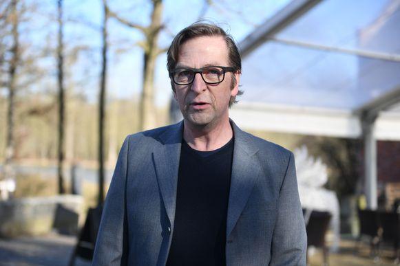 Johan Vansina, organisator van de Kampvuurconcerten.